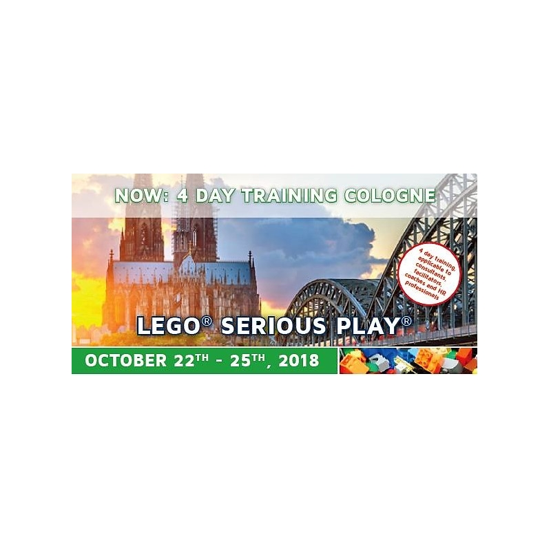 Training in the LEGO SERIOUS PLAY Method - Keulen (EARLY BIRD)