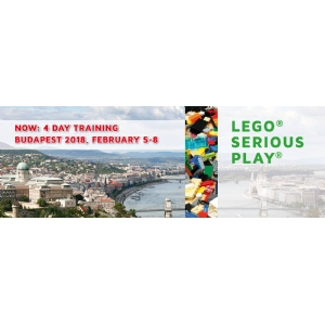 Training in the LEGO SERIOUS PLAY Method - BUDAPEST (EARLY BIRD)