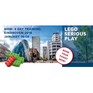 Training in the LEGO SERIOUS PLAY Method - EINDHOVEN (SOLD OUT)