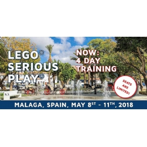 Training in the LEGO SERIOUS PLAY Method - MALAGA (EARLY BIRD)