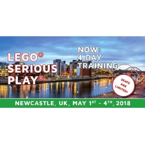 Training in the LEGO SERIOUS PLAY Method - NEWCASTLE (EARLY BIRD)